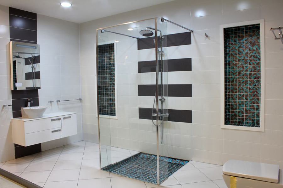 Instalacion De Griferia Para Baño:Foto: Instalación de Cuartos de ...