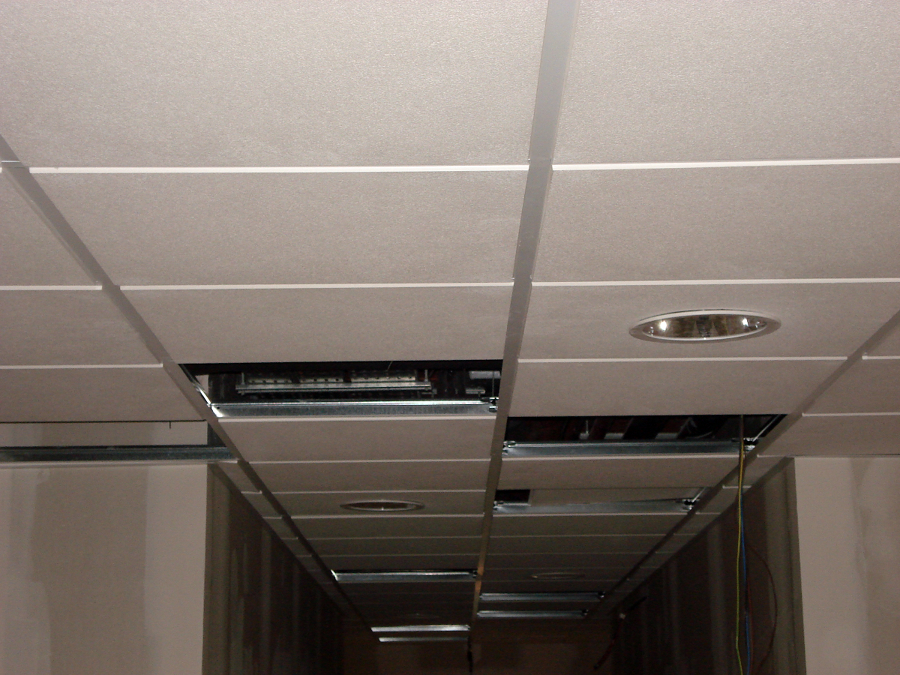 Foto instalacion de falsos techos de pladur de - Falsos techos de pladur ...