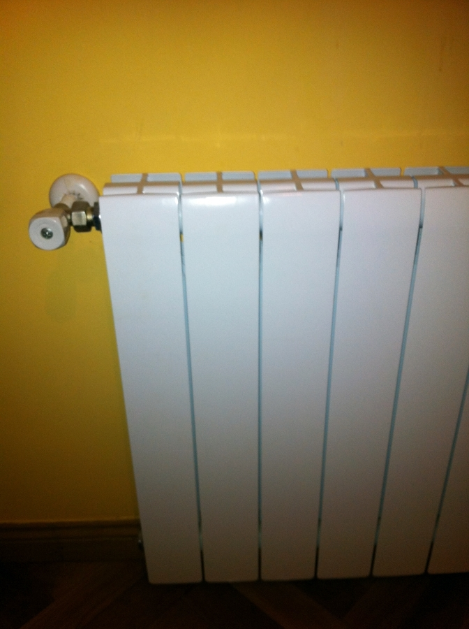 Foto instalaci n de radiadores de calderas valladolid for Radiadores valladolid