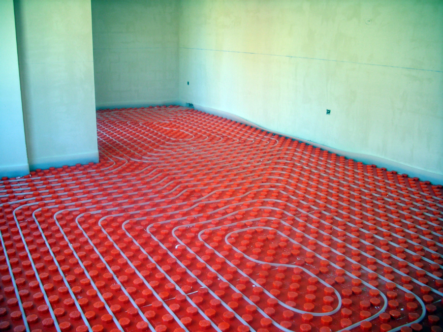 Foto instalacion de suelo radiante de fontaner a ngel - Instalacion suelo radiante ...
