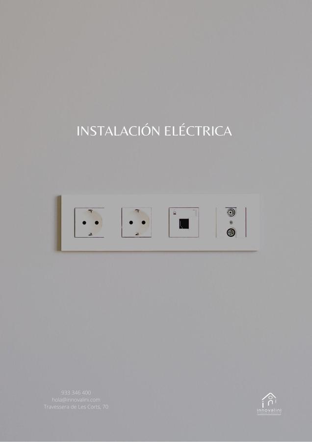 INSTALACIÓN ELÉCTRICA INNOVALINI, LES CORTS