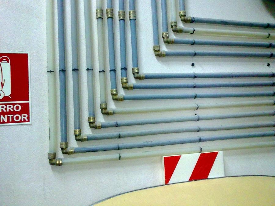 Foto instalaci n fontaner a de instalaciones bravo cb - Precio instalacion fontaneria ...