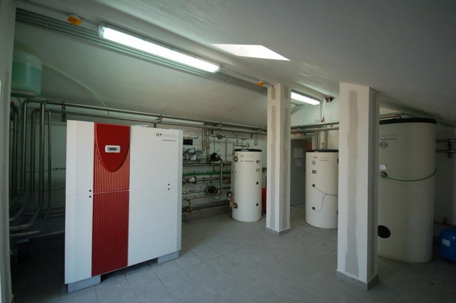 Instalación Geotermia