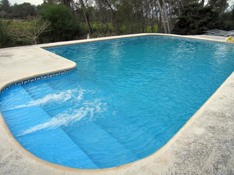Foncalair valencia - Instalacion piscina ...