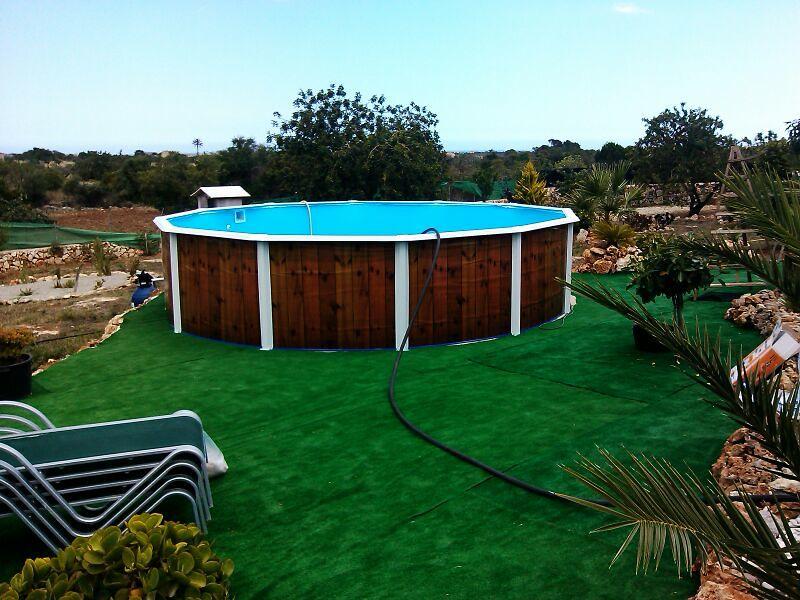 Foto instalacion piscina de fontyreg manacor s l 376692 - Instalacion piscina ...