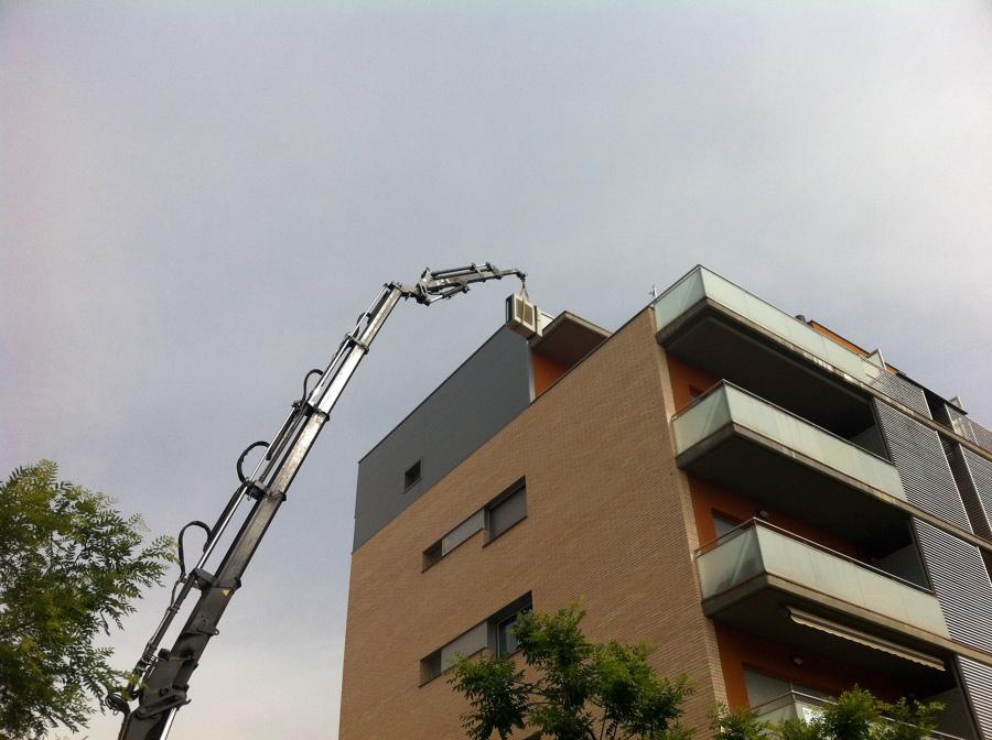 Instalaciones especiales aire acondicionado
