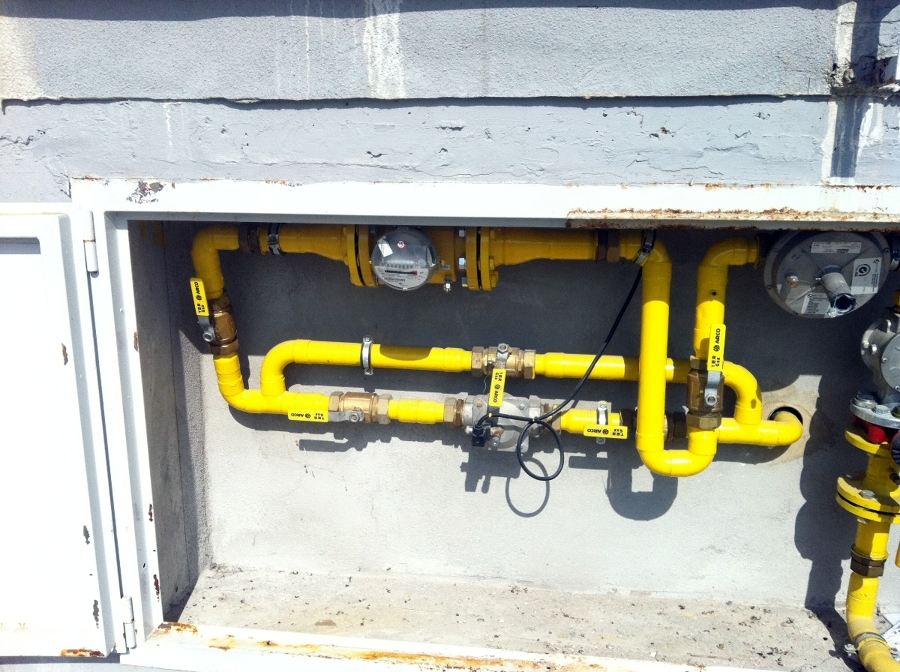 instaladores de gas domestico o industrial