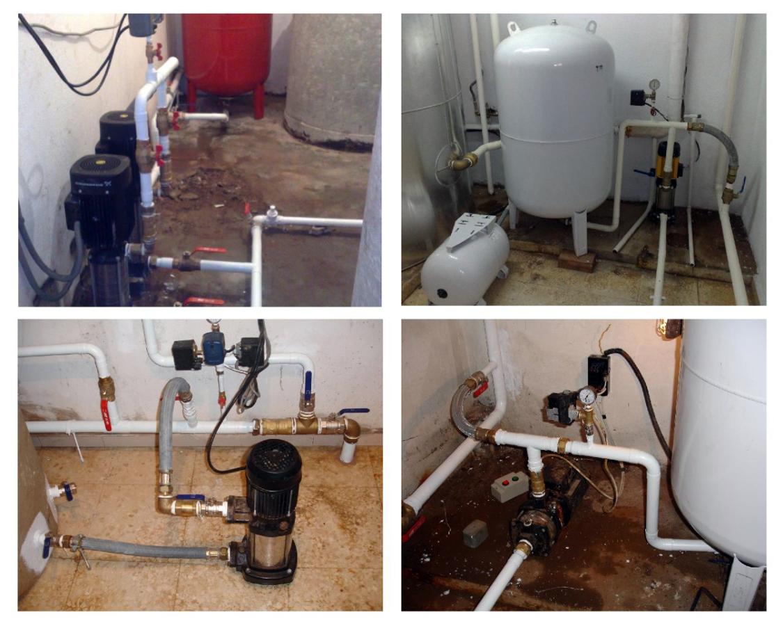 Foto instalaciones de grupos de presi n de fontaonuba - Grupo de presion ...