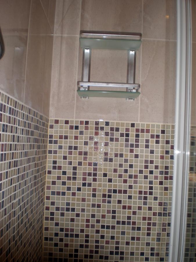 Foto interior cabina de ducha de corema construcciones - Cabina de ducha barata ...
