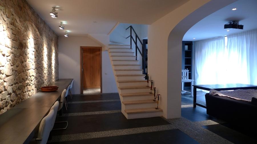 Interior casa Mas situado en calonge