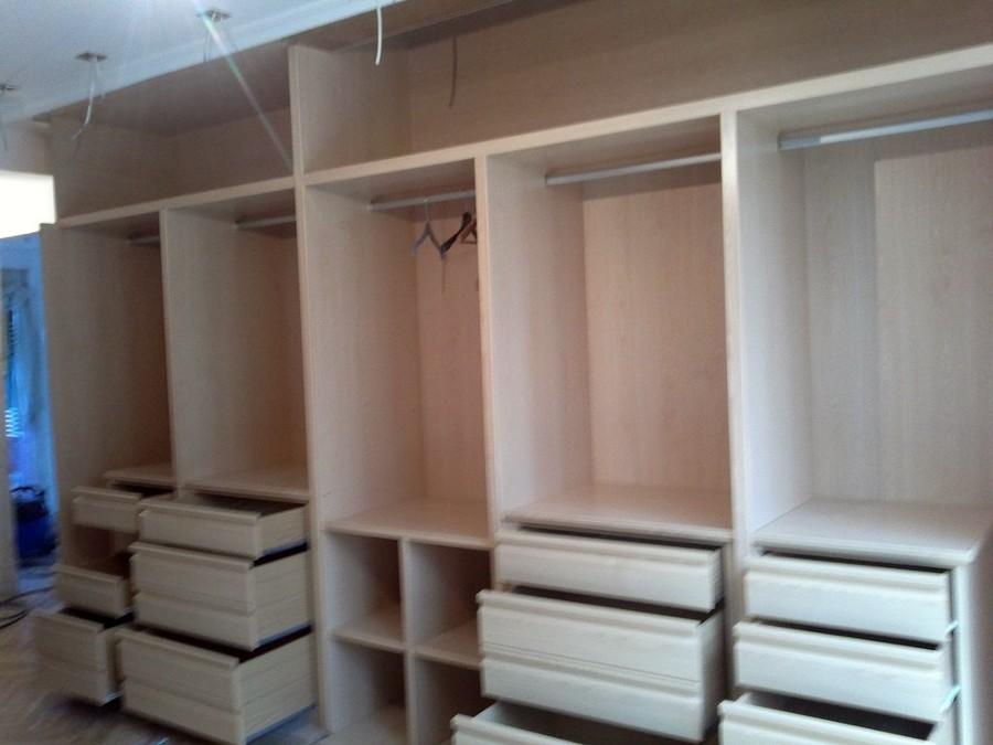 Foto interior de armario a medida de puertas y armarios a - Armarios a medida online ...