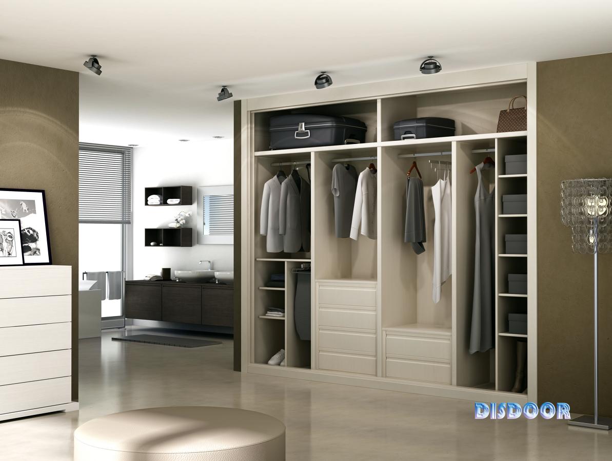 Foto interiores de armarios y vestidores de checa - Armarios empotrados interiores ...