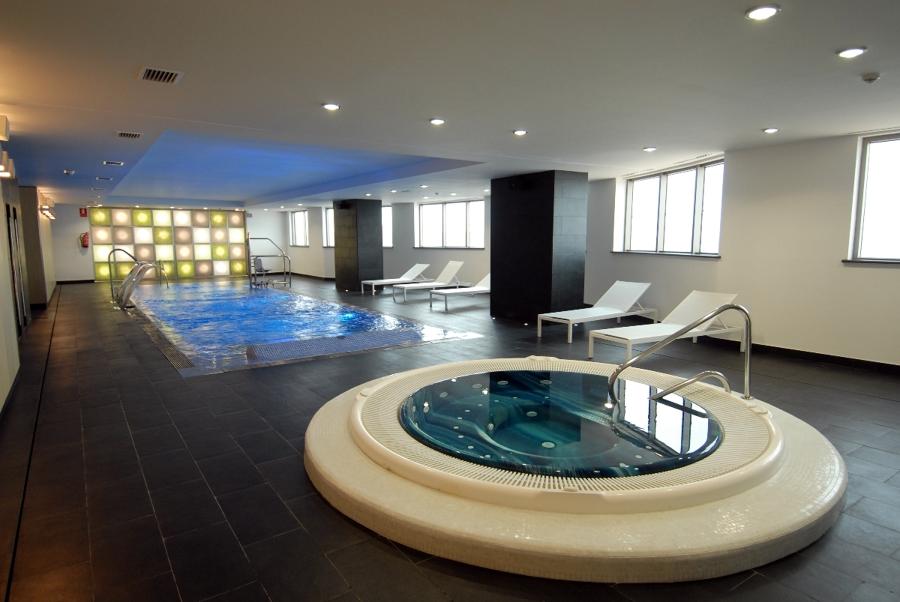 Interiorismo Hotel 5 estrellas Valencia Spa