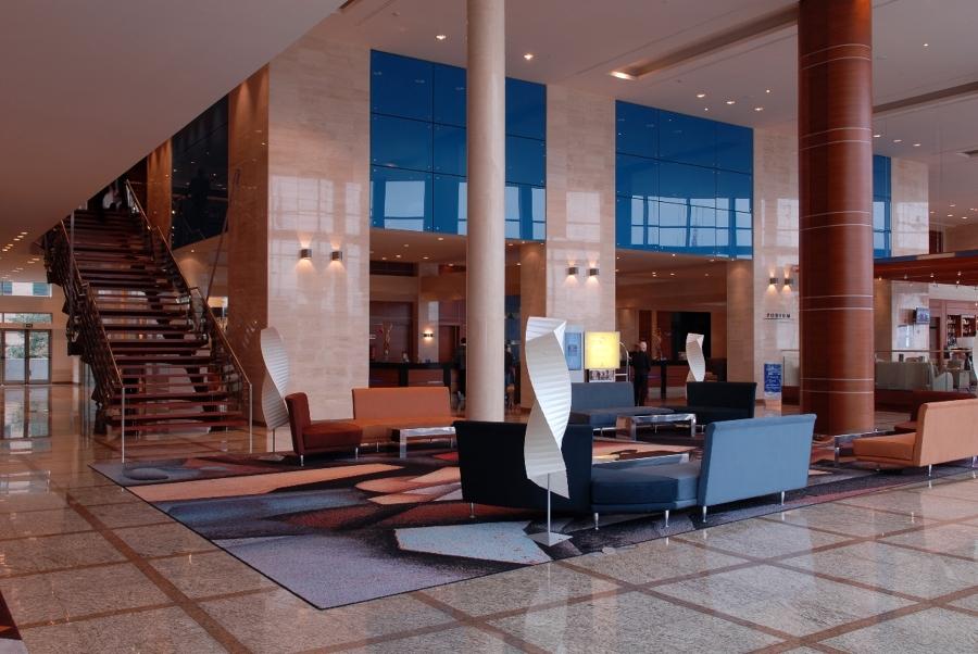 Foto interiorismo hotel 5 estrellas valencia de hadit - Listado arquitectos valencia ...