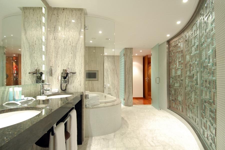 Foto interiorismo hotel 5 estrellas valencia de hadit - Interiorismo valencia ...