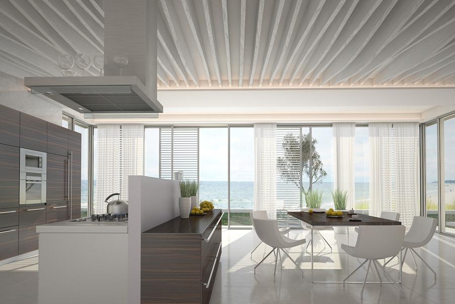 Foto interiorismo para reforma de vivienda de cel ras for Arquitectura interior sl