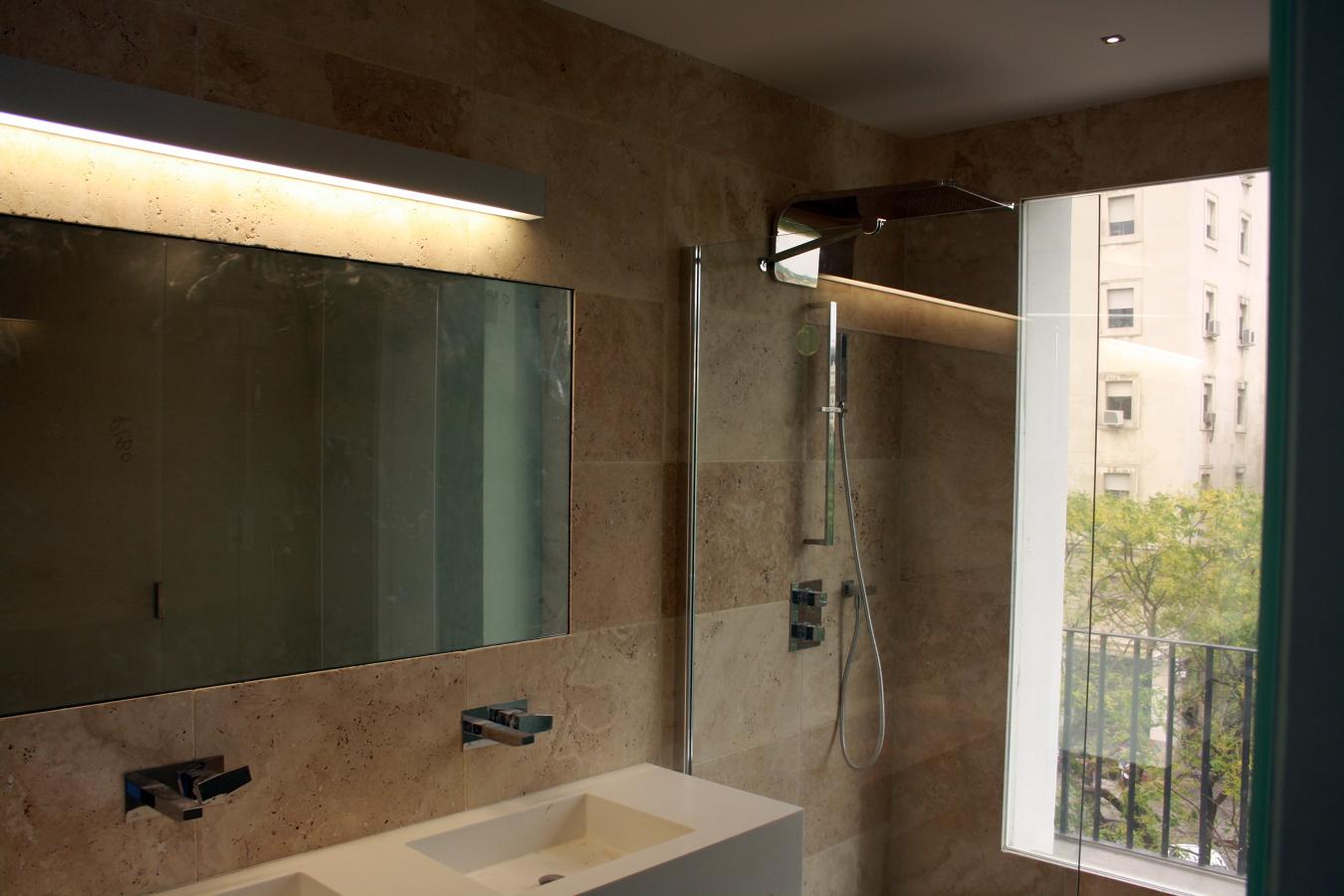 Foto interiorismo piso sevilla de disev arquitectura s l for Piso estudio sevilla