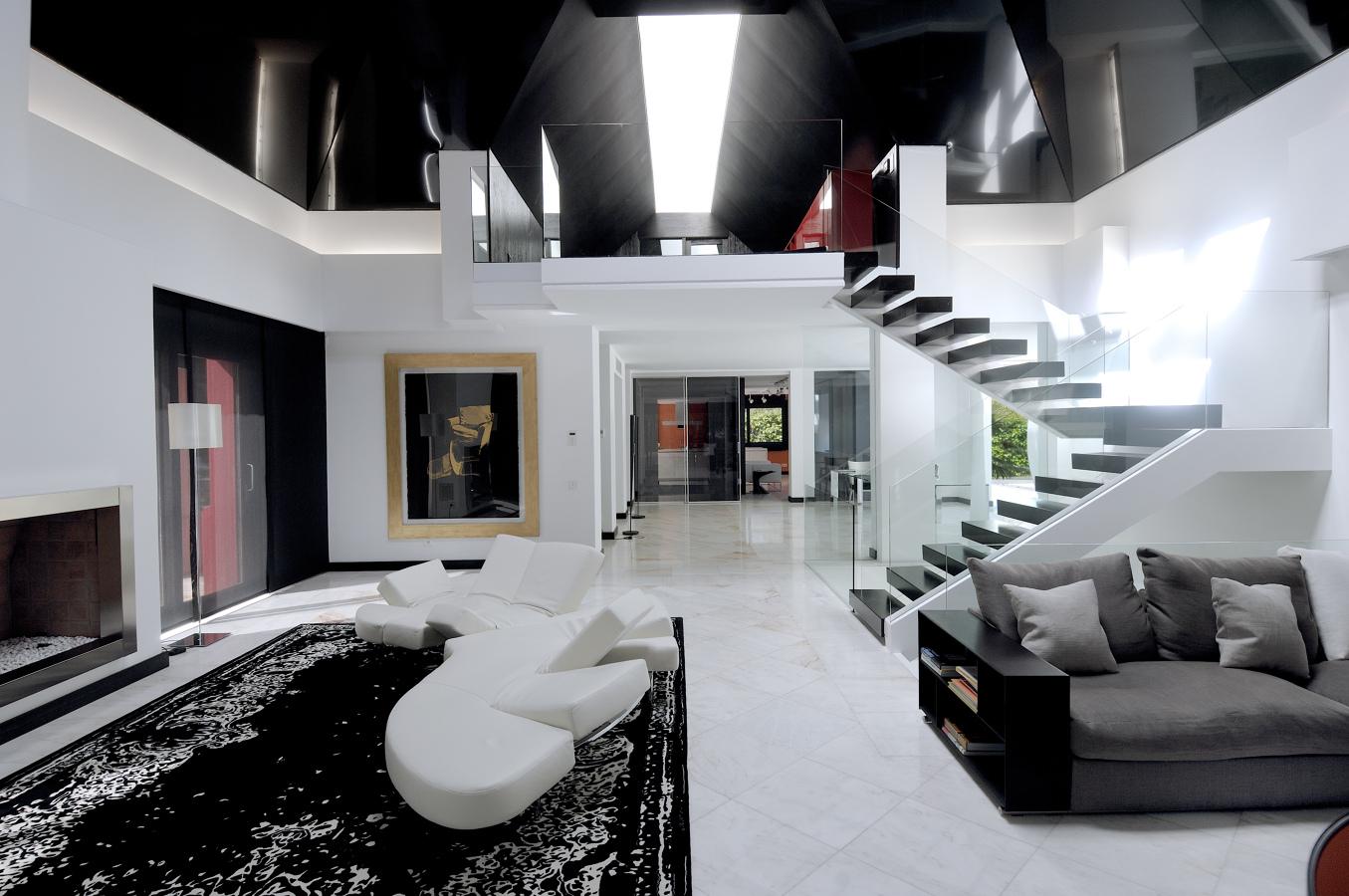 Foto interiorismo y decoraci n de un familiar en la moraleja de hita architekts 203563 - Interiorismo ciudad real ...