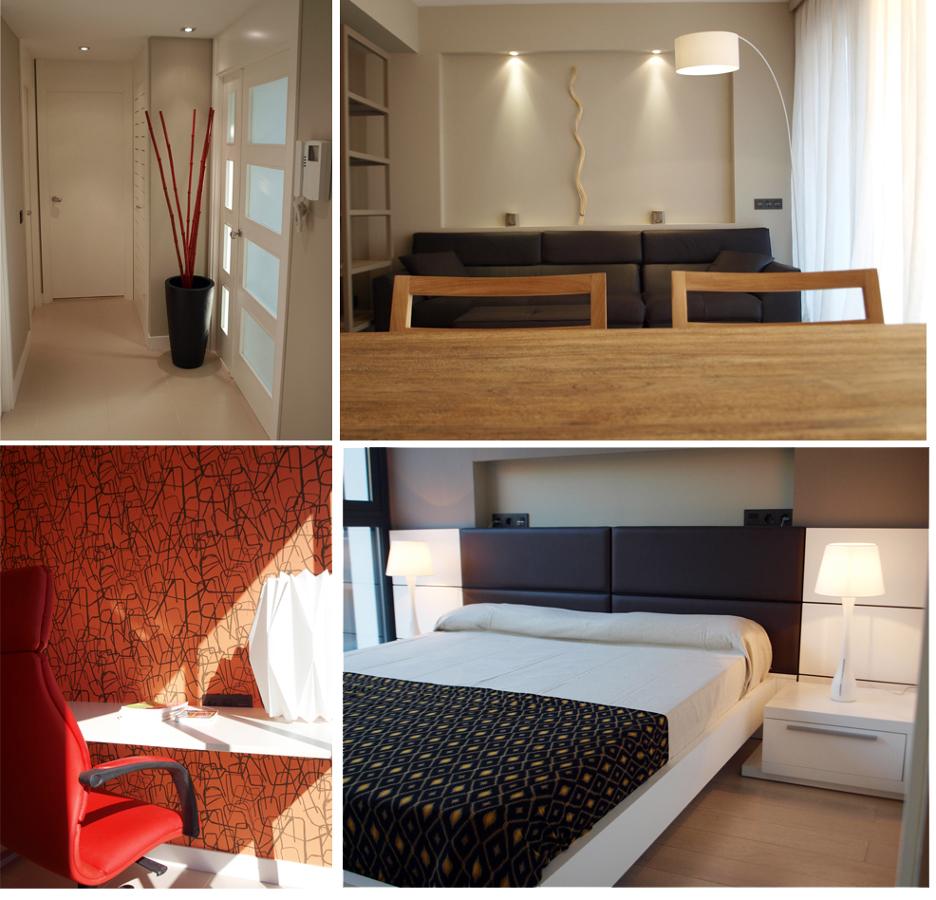 Interiorismo y decoración de vivienda en Tarragona