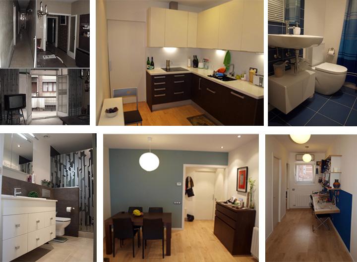 Interiorsimo y reforma integral de vivienda en Baracelona