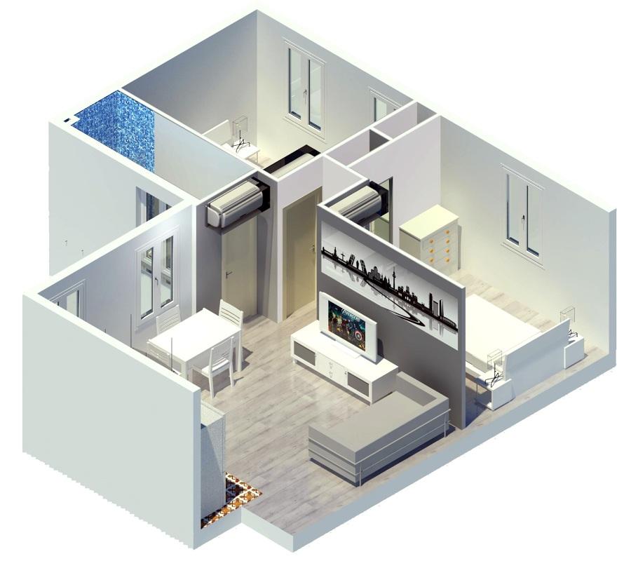 Vista General 3D