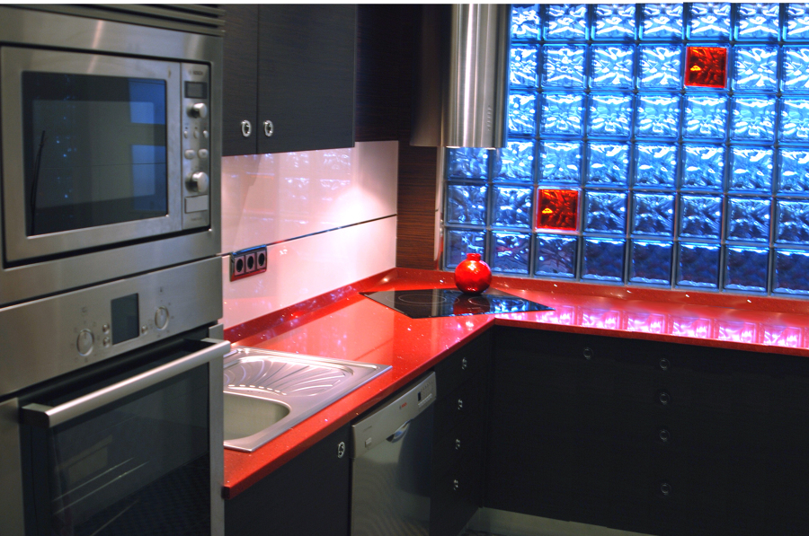 Cocina piso Mirasierra. (2008)