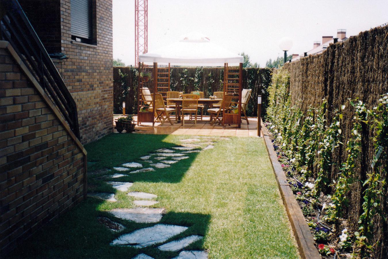 Foto jardin en las matas de jardines paco s l 210056 for Matas de jardin