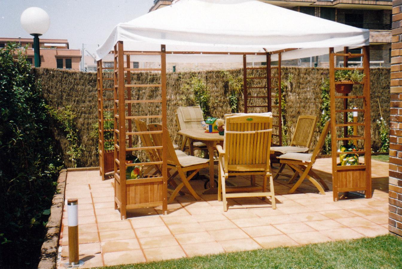 Foto jardin en las matas de jardines paco s l 210061 for Matas de jardin