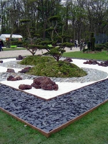 Foto jardin zen de jardineria integral 291919 habitissimo for Jardines zen valladolid