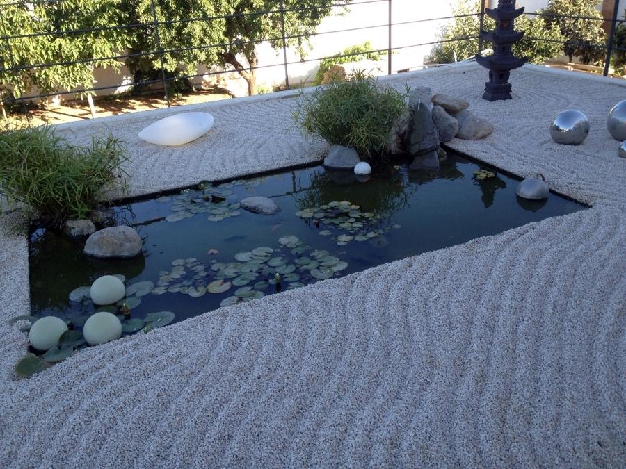 Zen Decoracion Albacete ~ Foto Jardin Zen de Reforma Express #388973  Habitissimo