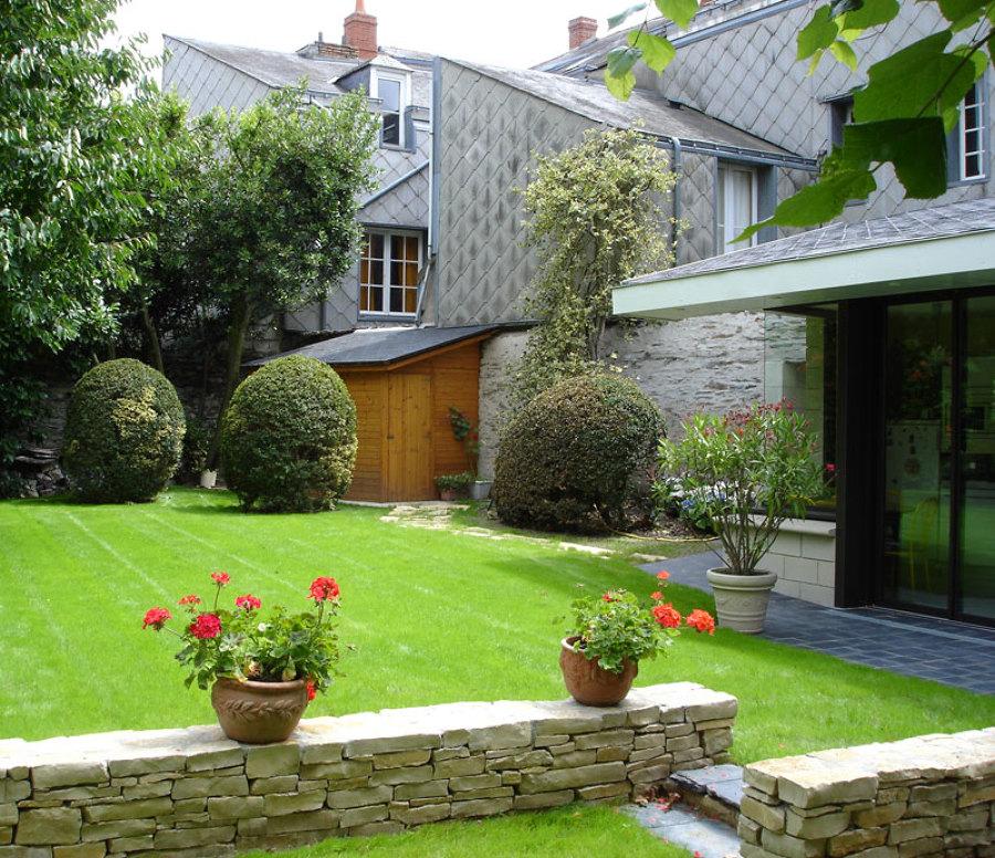 Jardinería privada y residencial