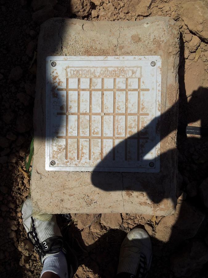 Foto jardin de electricidad moreno 254399 habitissimo - Instalacion electrica jardin ...