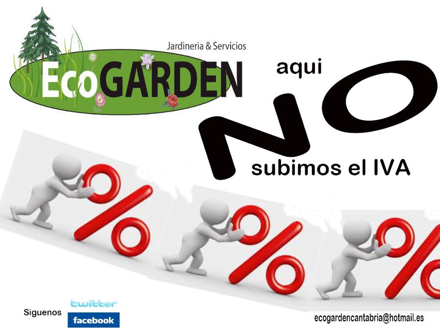 Foto jardineria cantabria ecogarden iva de ecogarden for Jardineria cantabria