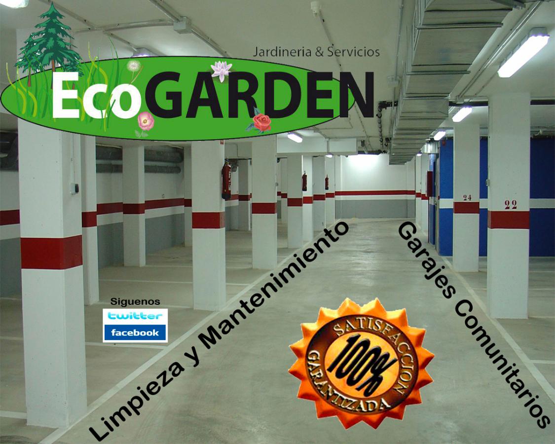 Foto jardineria cantabria ecogarden promo garajes de for Jardineria cantabria