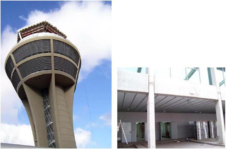 Jefe de Asistencia Tecnica y Coordinador de Seguridad de la Nueva Torre de Control