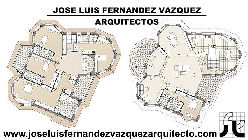 José Luis Fernández Vazquez Arquitectos.