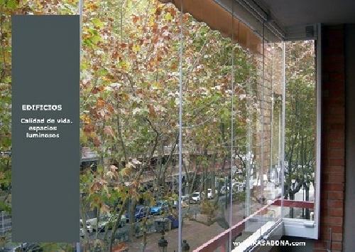 Foto kasabona cristales para terrazas de kasabona 246645 - Cristaleras para terrazas ...