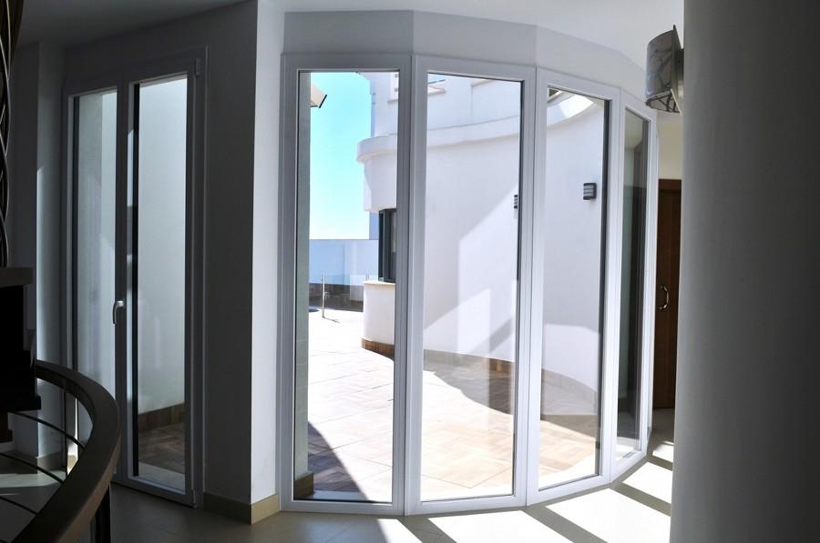 Foto la belleza en ventanas de pvc de vemax huelva - Ventanas de pvc en cantabria ...