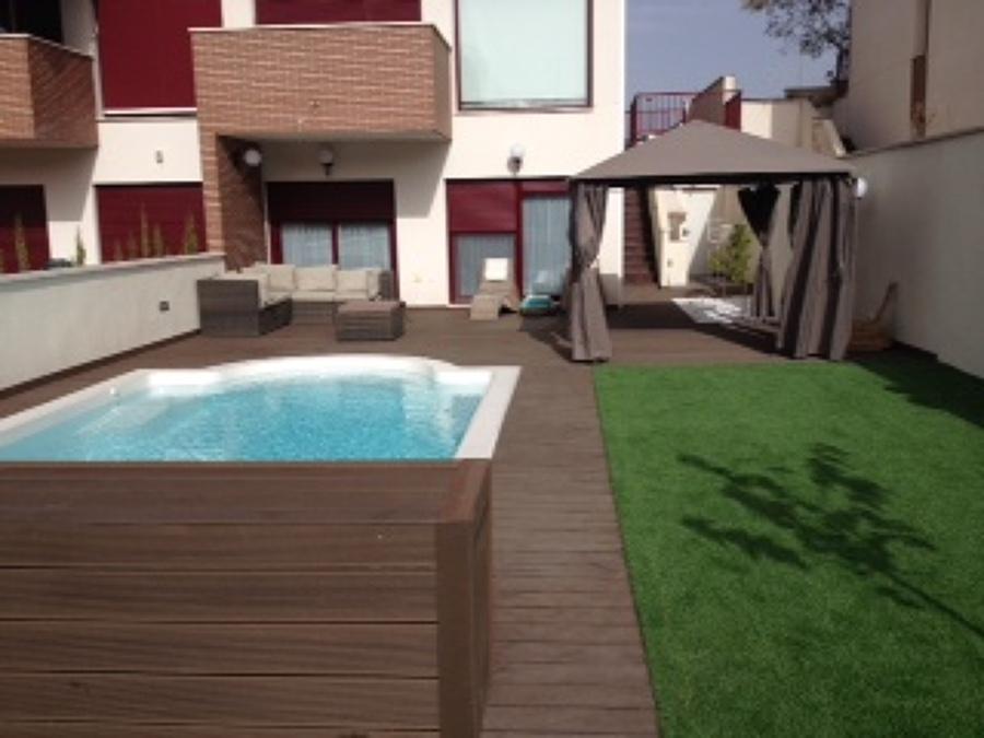 Foto piscina prefabricada de bps 2010 sl 783330 for Piscina prefabricada