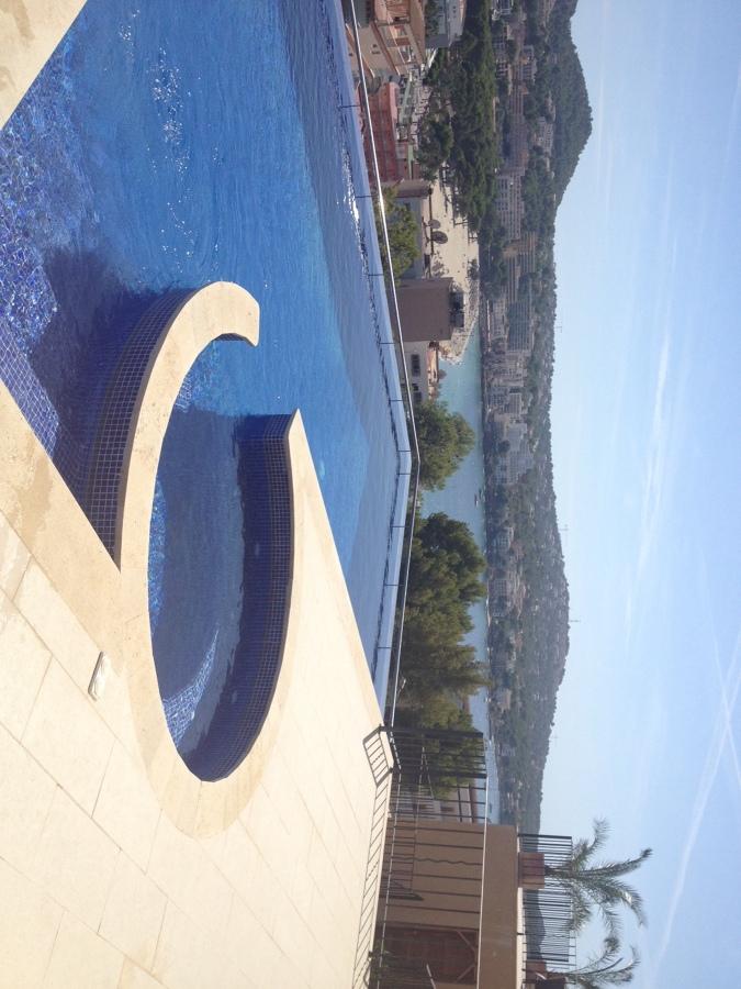 Magnifica piscina en Mallorca