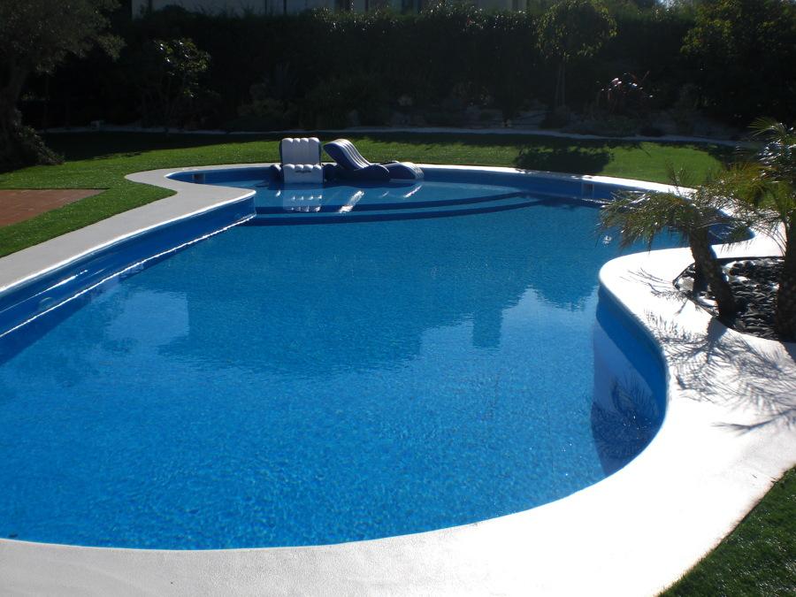 Foto la piscina de dani de piscinas canales 1242609 for Piscinas publicas valencia