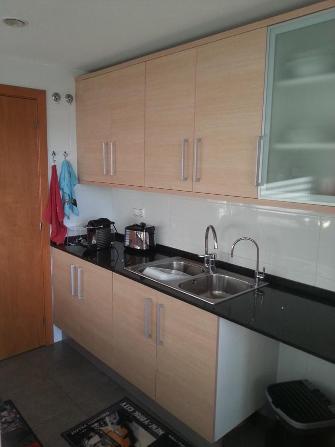 Foto lacado de muebles de cocina de pinturas aconcagua for Muebles de cocina zamora