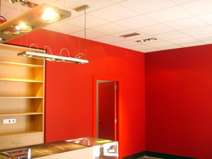 Foto lacado de paredes de iris moracolor pintores s l - Pintores de paredes ...