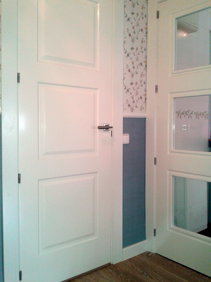 Foto lacado de puertas en blanco de aplicang 452646 - Puertas en blanco ...