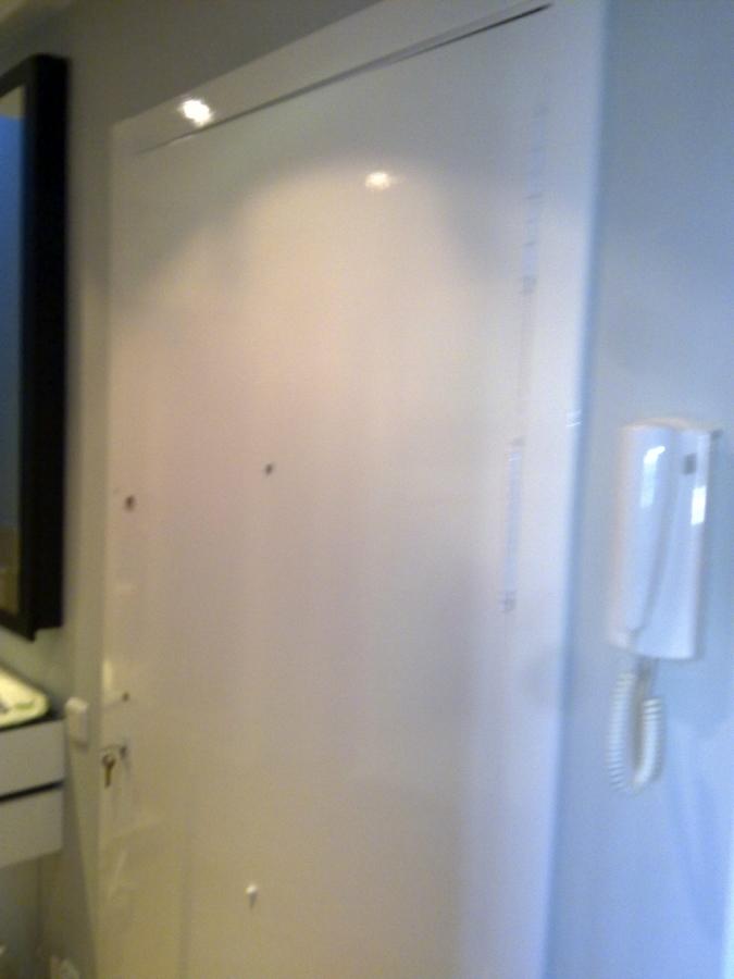 lacado puerta interior