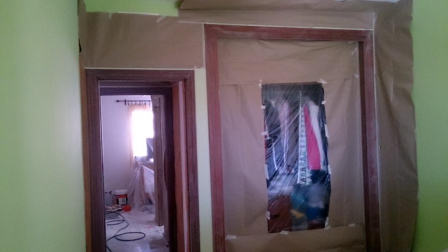 Lacar puertas y armarios