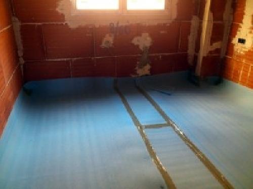Foto lamina anti impacto suelo de tabiques garc a d az s - Laminas adhesivas para suelos ...