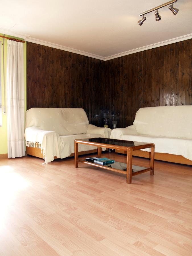 Foto laminado y pared madera de abeto de parquets vall de - Madera de abeto ...