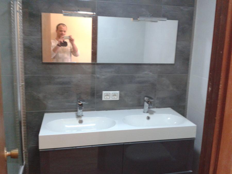 Foto lavabo con dos senos de unireformas 594853 - Lavabos dos senos ...