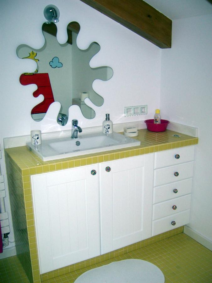 Foto lavabo de obra de alba iler a gabriel lorenzo for Lavabos de obra